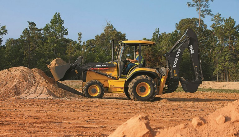 Volvo Discontinues Backhoe Loaders and Motor Graders Transfers Production to SDLG - Heavy ...
