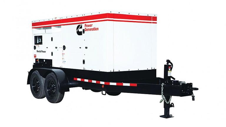 Cummins Inc. - C150D6R Generators