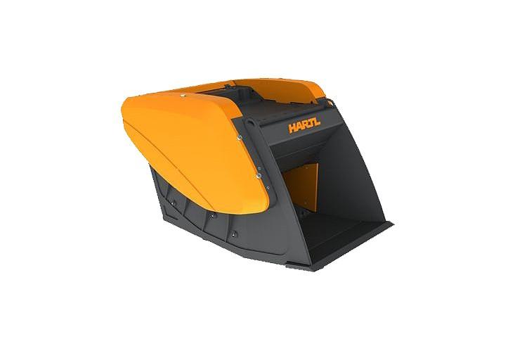 HBC 650-1250 Bucket Crushers