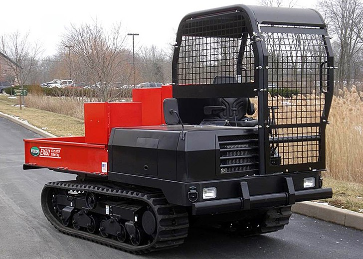 EX60 Utility Vehicles