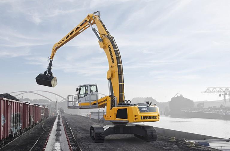 LH 60 C Excavators
