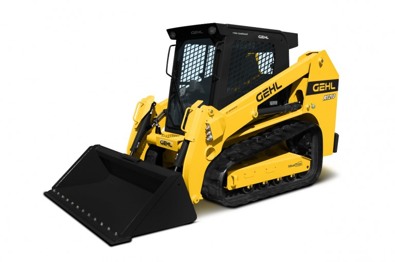RT210 GEN:3 Compact Track Loaders