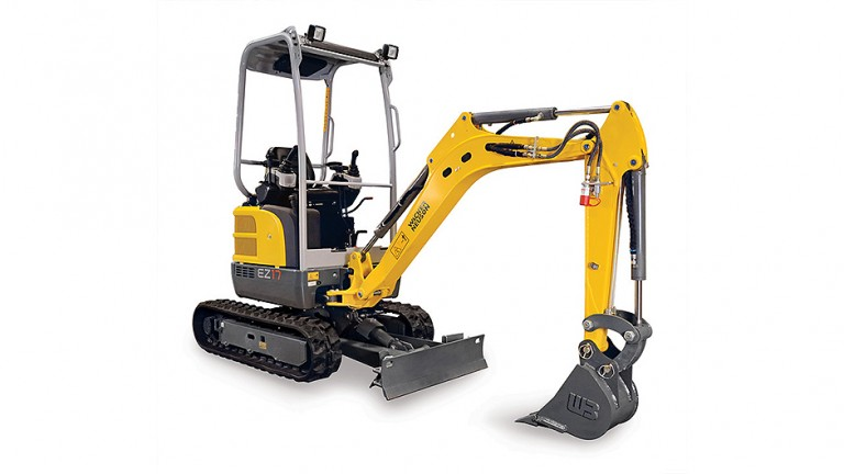 EZ 17 Excavators
