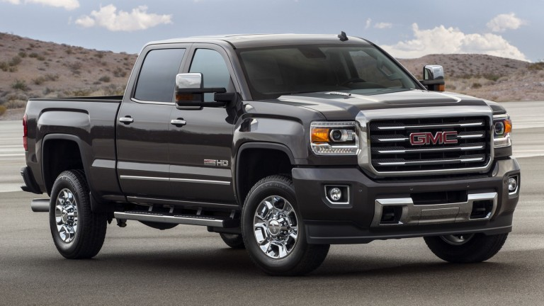GM Canada - 2015 SIERRA 3500HD Pickup Trucks