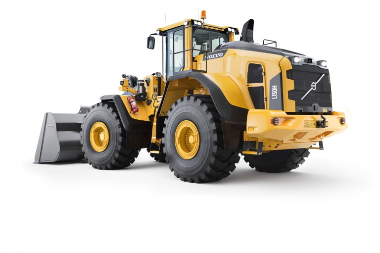 L150H Wheel Loaders