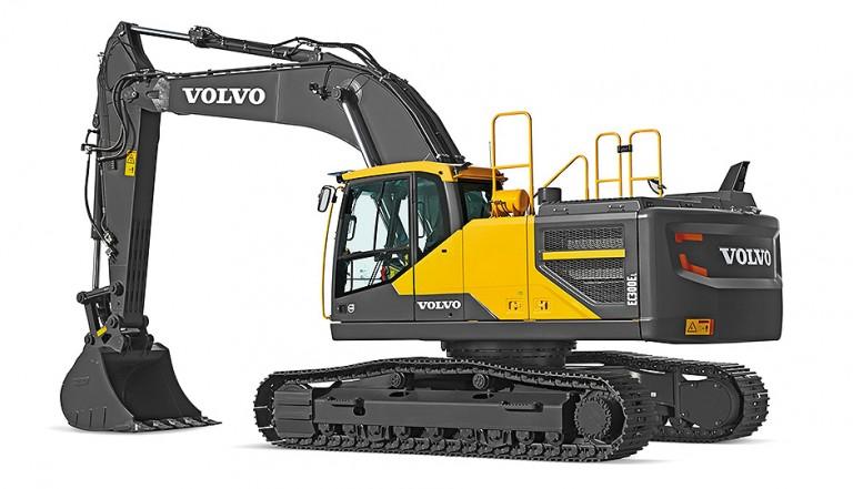 EC300E Excavators