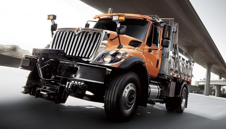 International® WorkStar® Vocational Trucks