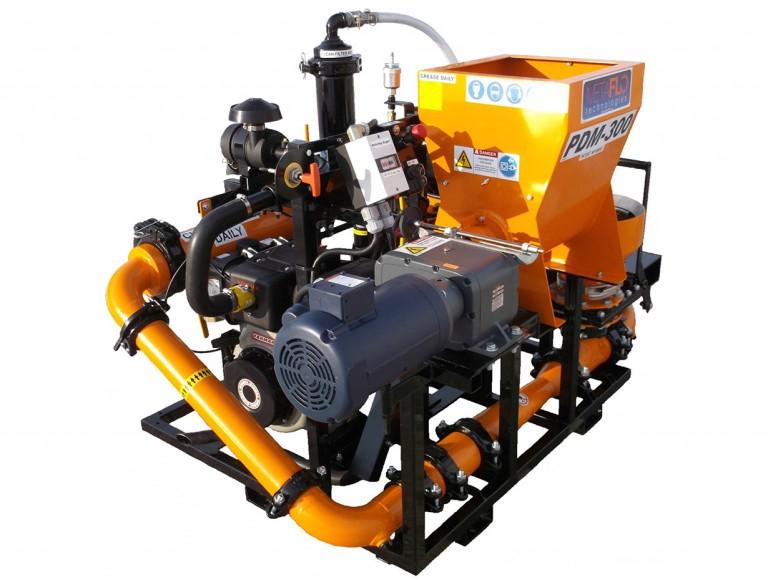 MetaFLO Technologies - LMS 3 Mud Pumps