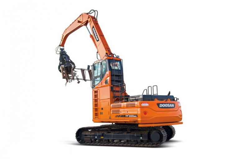 Doosan Infracore North America LLC - DX300MH-5 Material Handlers