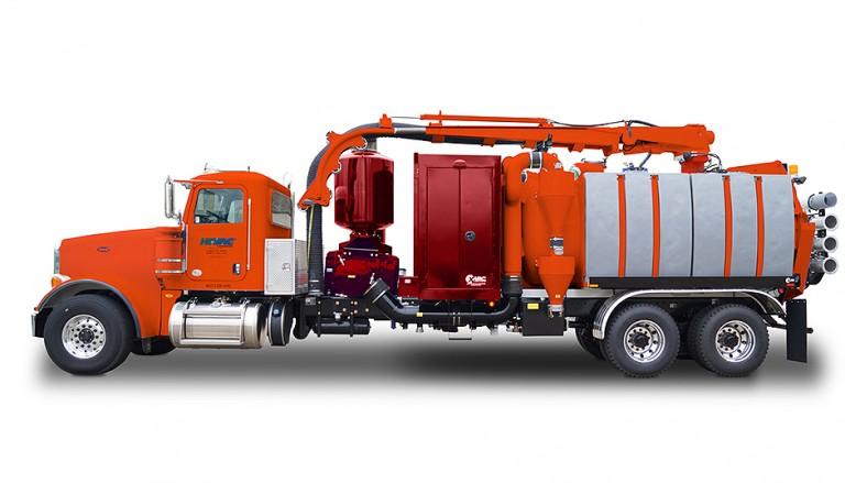 Hi-Vac Corporation - X-6, X-12 and X-15 Hydro Excavators