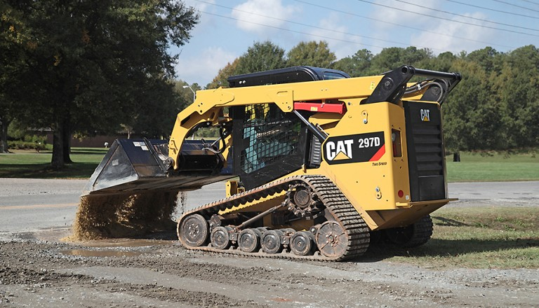 Caterpillar Inc. - 297D Compact Track Loaders