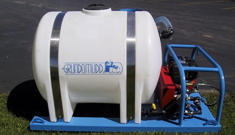 TT Technologies - GRUNDOMUDD Drilling Fluids