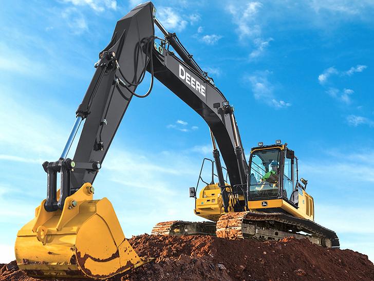 300G LC Excavators