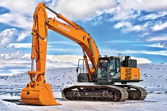 ZX470LC-6 Excavators