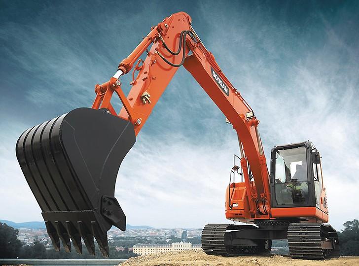 DX235LCR-5 Excavators