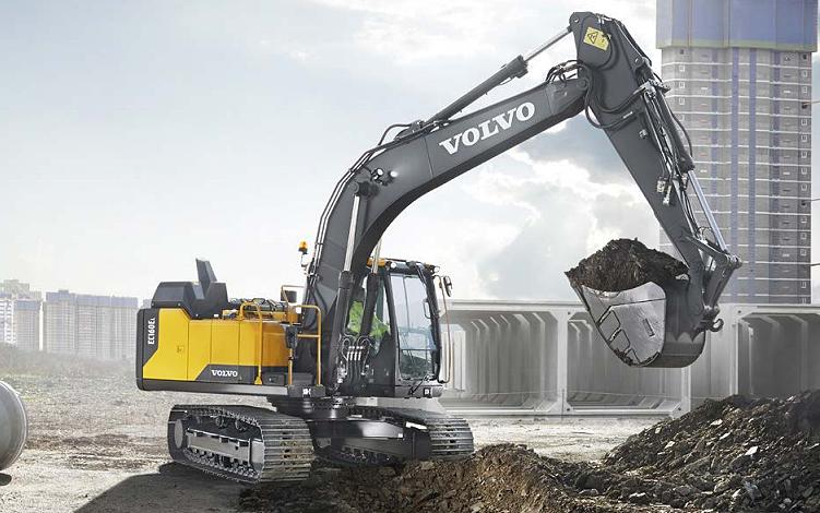 EC160E Excavators