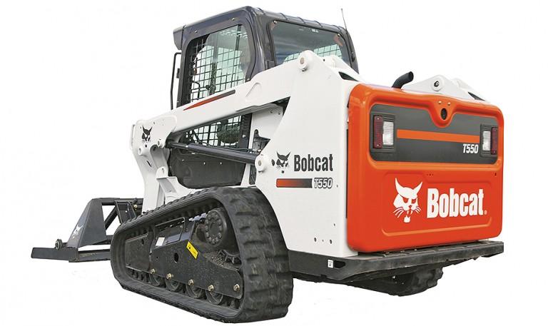 Bobcat Company - T550 Compact Track Loaders