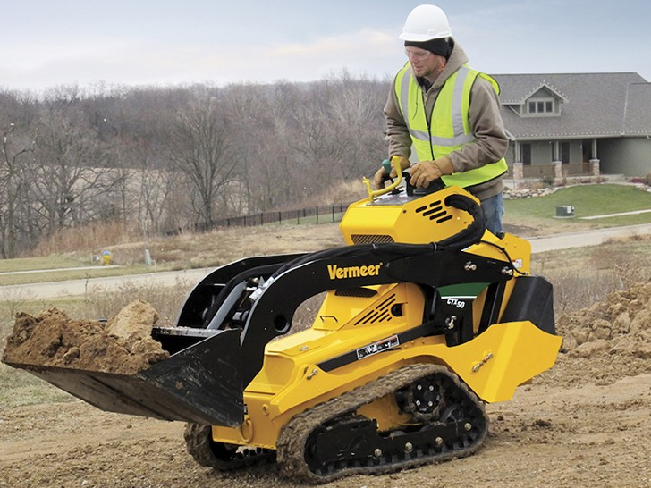 CTX50 Mini Skid Steer Loaders