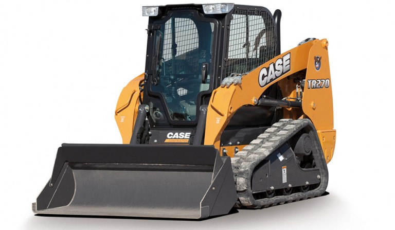 TR270 Compact Track Loaders