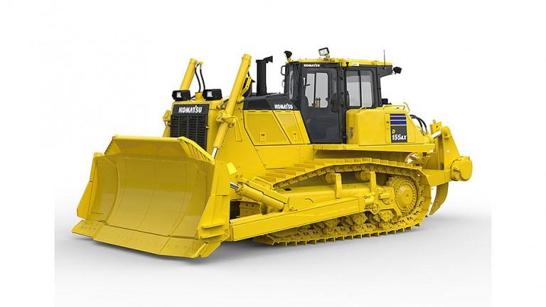 D155AX-8 Crawler Dozers
