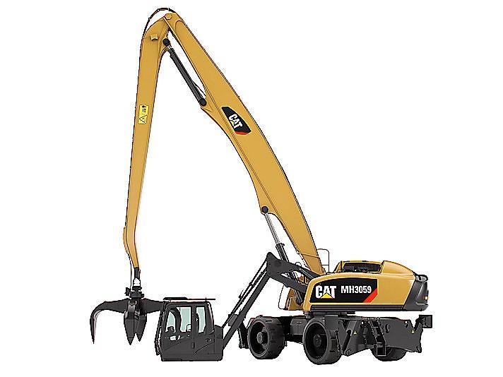Caterpillar Inc. - MH3059 Material Handlers