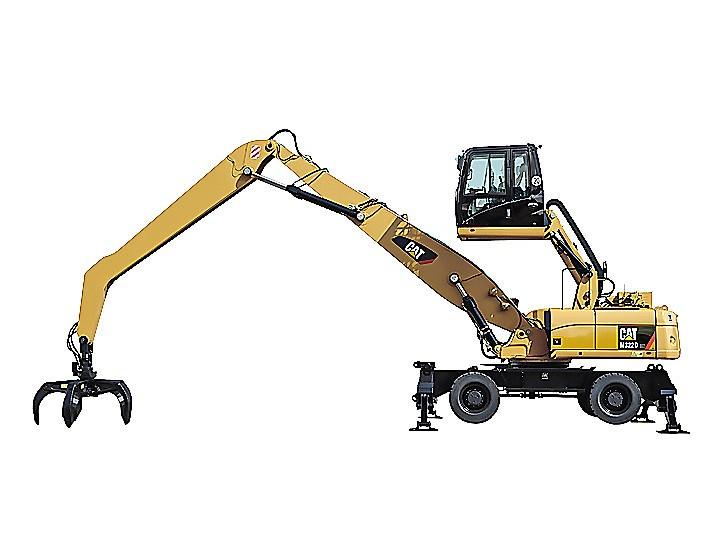 Caterpillar Inc. - M322D MH Material Handlers