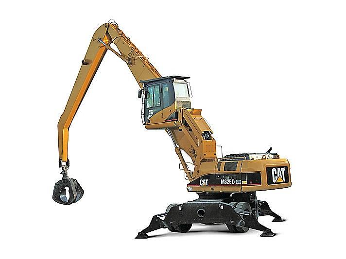 Caterpillar Inc. - M325D LMH Material Handlers