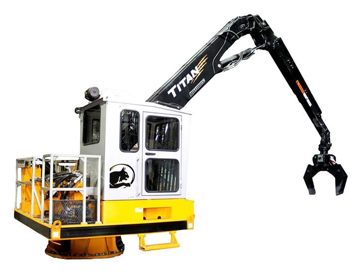 Rotobec - Titan SM Material Handlers