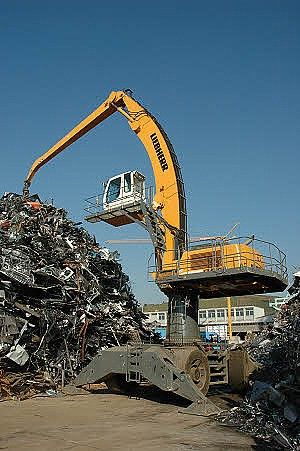 A 944 C HD Litronic Material Handlers