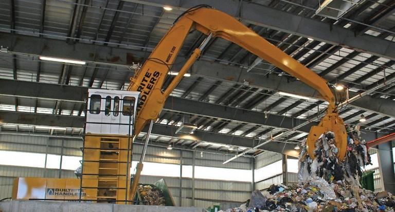 Builtrite Manufacturing - 5100-SE Material Handlers