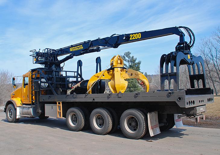 2200-TM Material Handlers