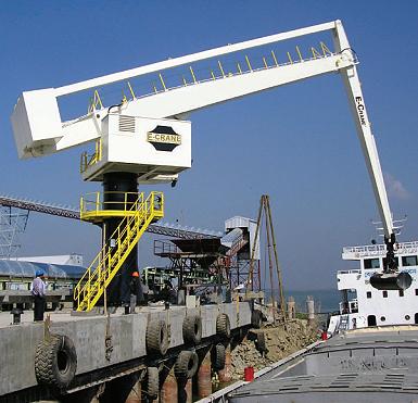 E-Crane International USA - EH900 Material Handlers