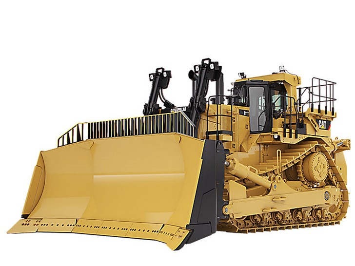 Caterpillar Inc. - D11T/D11T CD Crawler Dozers