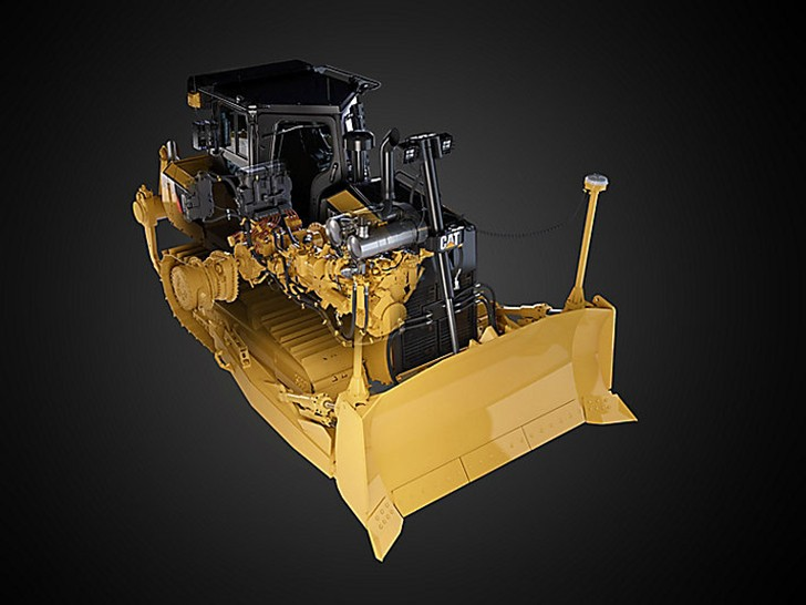 Caterpillar Inc. - D7E (TIER 4 FINAL/STAGE IV/JAPAN 2014 [TIER 4 FINAL]) Crawler Dozers