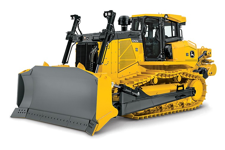 John Deere Construction & Forestry - 1050K Crawler Dozers