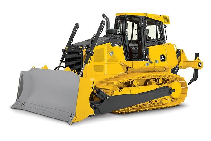 850K Crawler Dozers