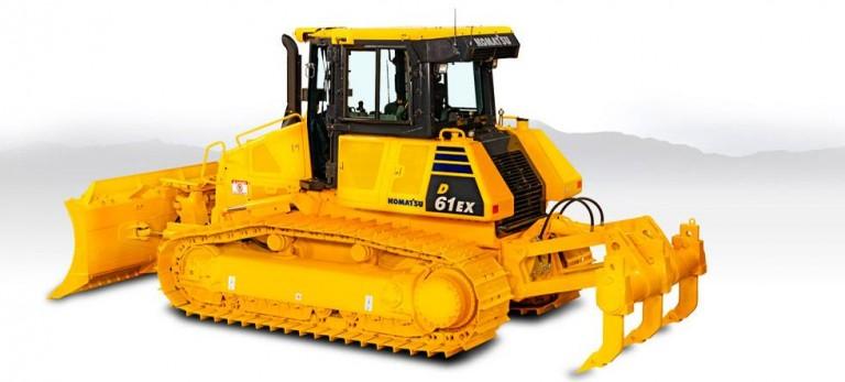 D61EX-23 Crawler Dozers