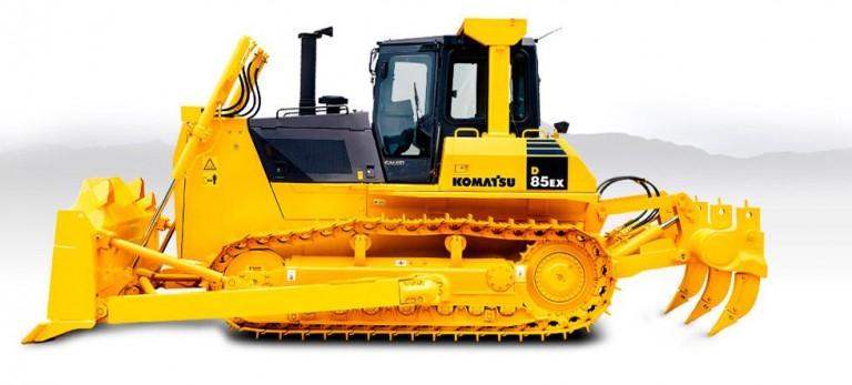 Komatsu America Corp. - D85EX-15 Crawler Dozers