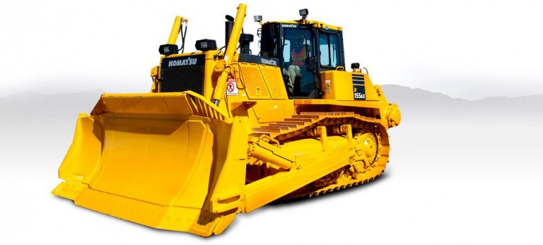 D155AX-7 WH Crawler Dozers