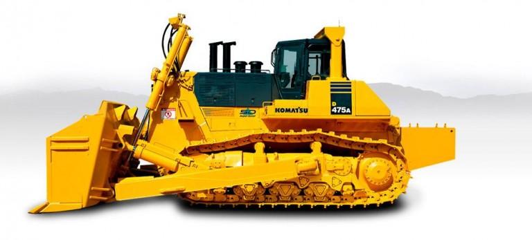 D475A-5SD Crawler Dozers