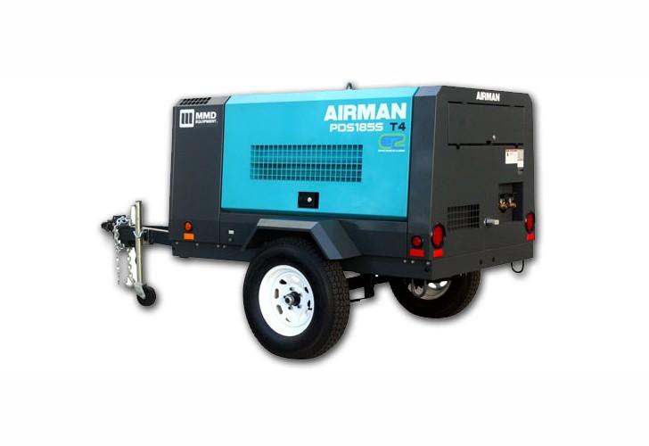 Airman PDS185S-6E1 Compressors