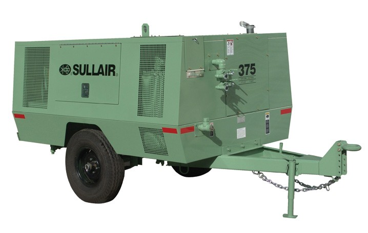 Sullair - 375 AF System Interim Tier 4 family Compressors
