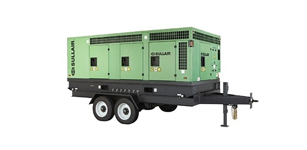 Sullair - 900 Interim Tier 4 CAT-powered family  Compressors