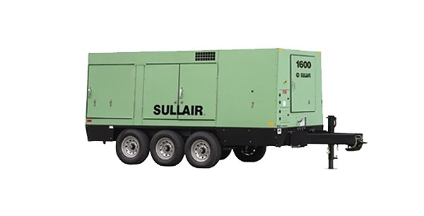 Sullair 1600 Tier 3 family Compressors