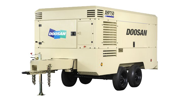 Doosan Portable Power - XHP750WCAT-T3 Compressors