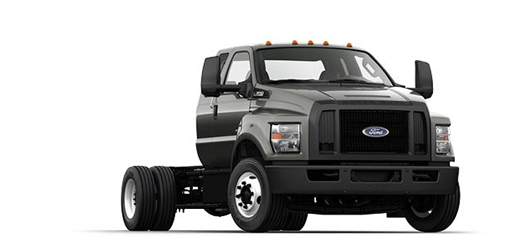 2016 F-650 SD Diesel Pro Loader Vocational Trucks
