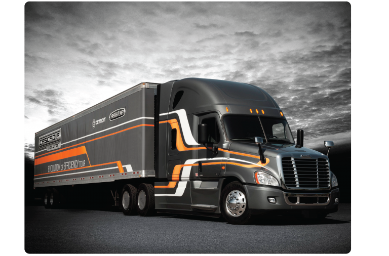 Cascadia Evolution Vocational Trucks