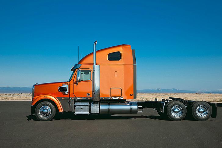 Coronado Vocational Trucks
