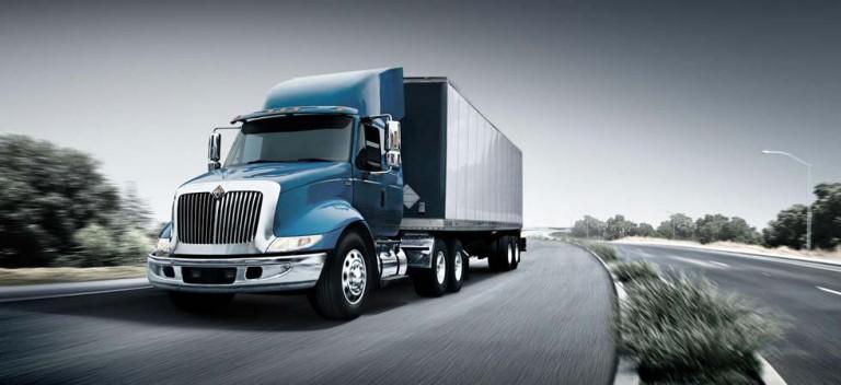 International® TranStar® Highway Trucks