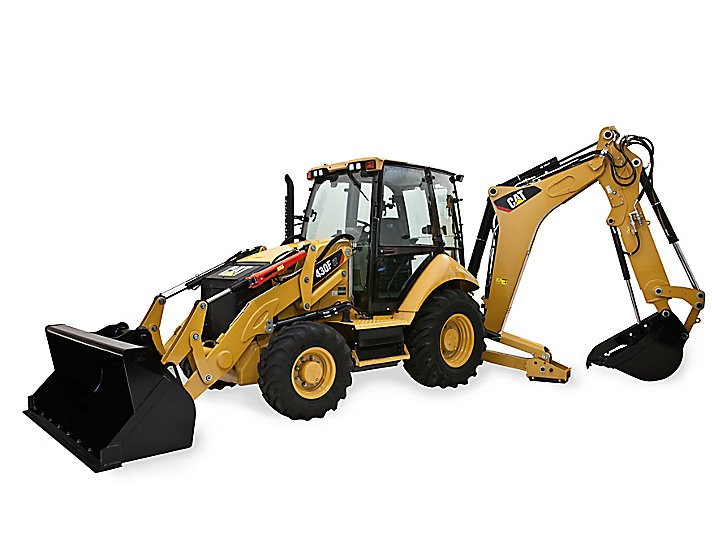 430F/430F IT Backhoe Loaders